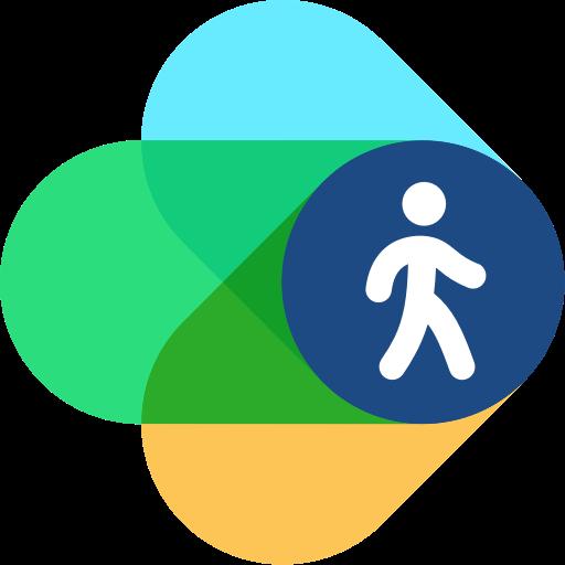 Ruimte voor lopen logo